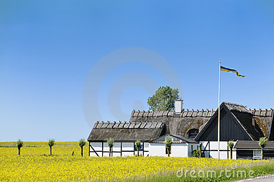 Swedish countryhouse