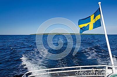 Swedish ferry trip