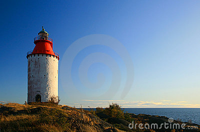 Swedish lighthouse