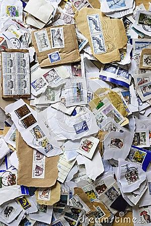 Swedish postage stamps