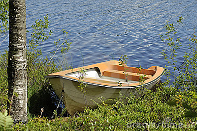 Swedish rowing boat