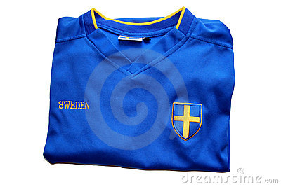 Swedish Soccer T-Shirt