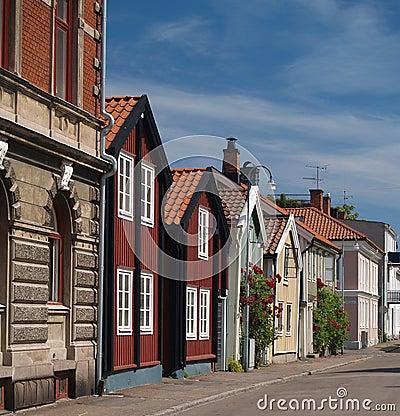 Swedish street