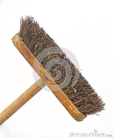 Sweeping brush