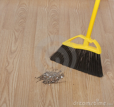 Sweeping Floor Stock Photos Image 11049063