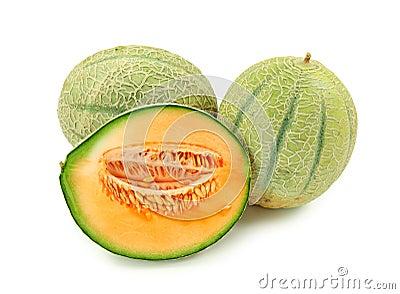 Sweet baby melon