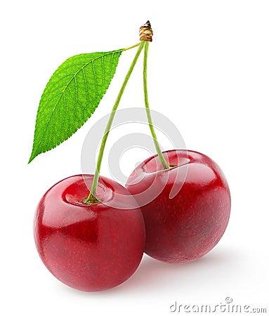 Free Sweet Cherries Stock Image - 42504141