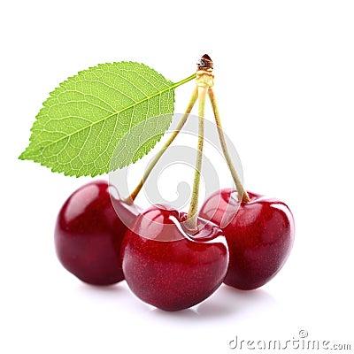 Free Sweet Cherry Royalty Free Stock Photo - 41176265