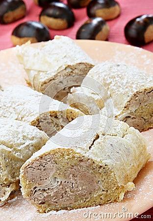 Sweet Chestnut pie