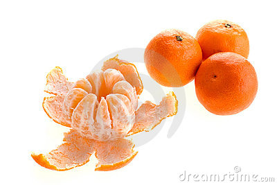 Sweet clementines
