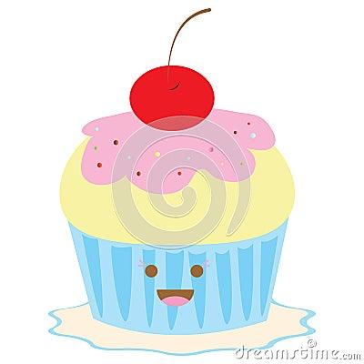Sweet cupcake