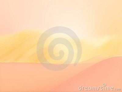 Sweet desert background