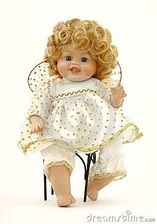 Free Sweet Doll Royalty Free Stock Photos - 8612588