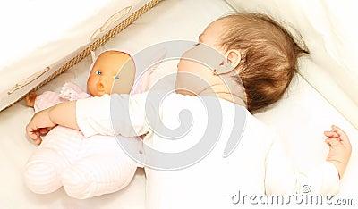 Sweet dreams little baby