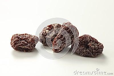 Sweet dry plum
