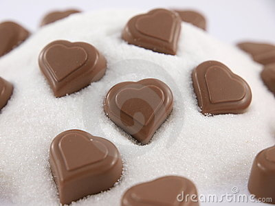Sweet Hearts Stock Photos - Image: 12907523