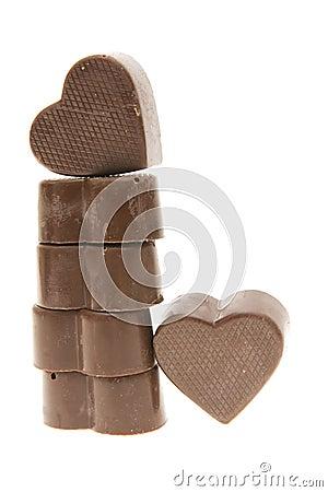 Free Sweet Hearts Stock Photography - 4072492