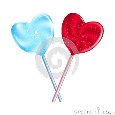 Free Sweet Hearts. Stock Image - 76693331