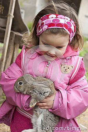 Sweet little rabbit