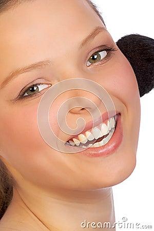 Sweet make-up