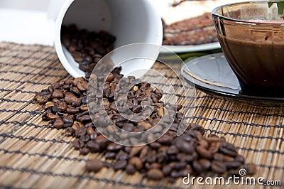 Sweet mood with coffee