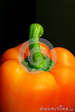 Free Sweet Orange Pepper Stock Photo - 1102440