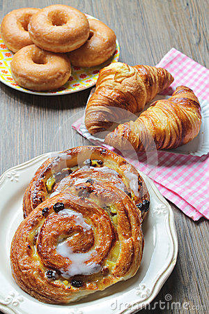 Sweet pastry variety