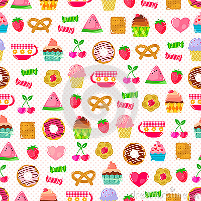 Free Sweet Pattern Stock Images - 29841264