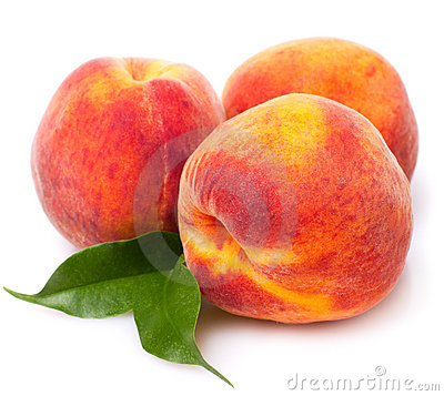 Free Sweet Peaches Stock Image - 20592301
