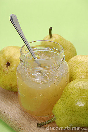 Sweet pear.