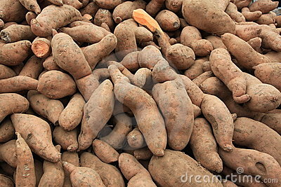 Sweet Potatoes Royalty Free Stock Images - Image: 12933679