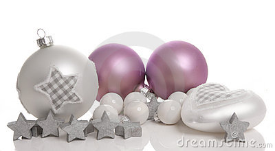 Sweet Romantic Christmas Decoration Royalty Free Stock Photography - Image: 21706937