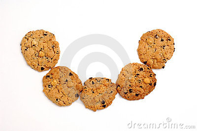 Sweet smile bisquits