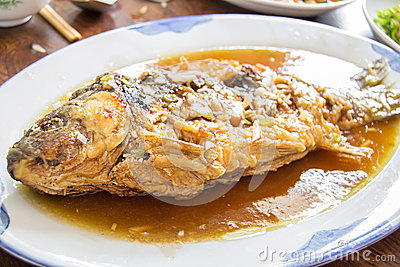 how to make chinese sweet and sour fish