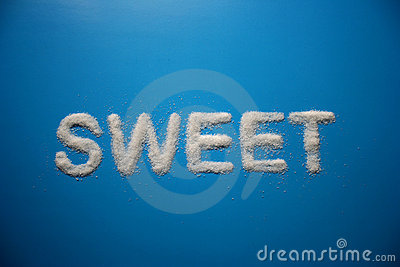 SWEET Spelled with Sugar