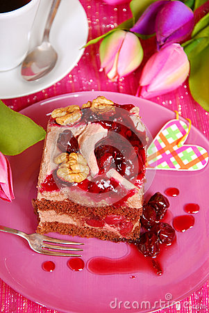 Sweet valentine`s day