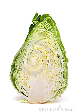 Free Sweetheart Cabbage Stock Image - 17363761