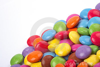 Sweeties diagonally