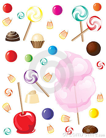 Free Sweets Royalty Free Stock Images - 20334469