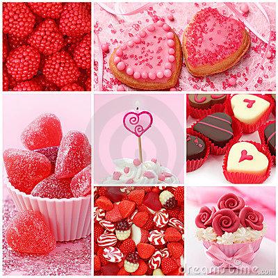 Free Sweets For Valentine S Day Royalty Free Stock Photo - 22593035