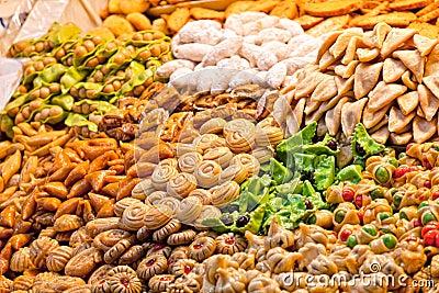 Sweets Marrakesh