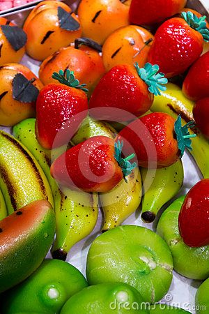 Sweets Marzipan Royalty Free Stock Photo - Image: 24317505