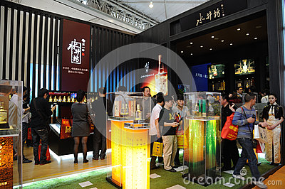 Swellfun Alcohol pavilion Editorial Image