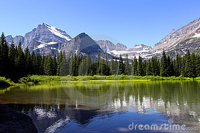 Swift current lake