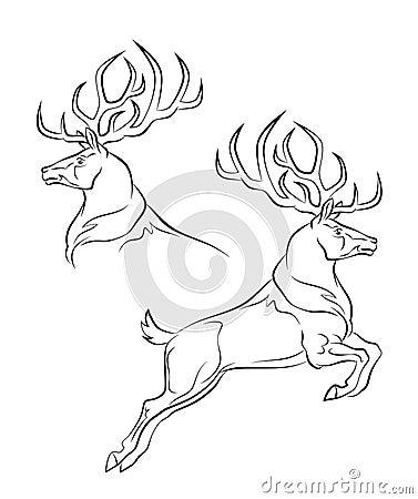 Swift deer