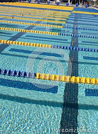 Swim Lane Marker