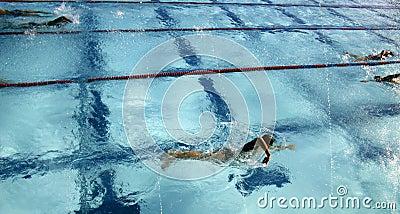 Swim Practice 3