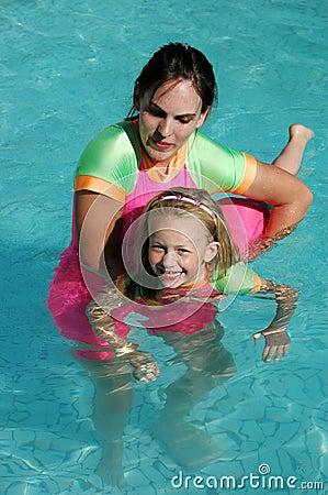 Swim training