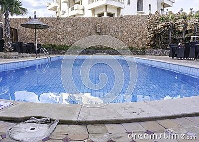 Swiming pool in agadir