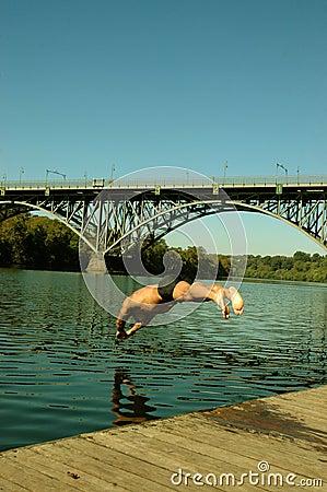Free Swimmer Stock Photo - 350580